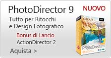 Nuovo PhotoDirector 9