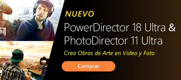 PowerDirector 18 & PhotoDirector 11