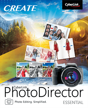PhotoDirector Ultra - Trasforma le Foto in Arte.