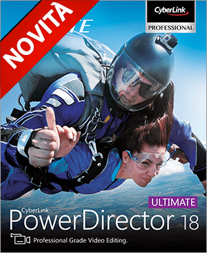 PowerDirector 18 - Montaggio Video Professionale.