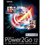 Power2Go 12 - Il Software di Masterizzazione e Backup Più Fidato